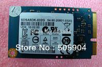 Free Shipping  SSD Msata  Mini PCI-e  32GB  Msata U100 SSD Solid State  Desktop Laptop SDPA3BD-032G  SDSA5DK-032G  SDSA3DD-032G