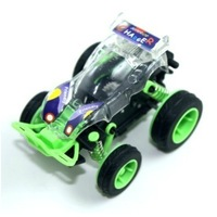 WARRIOR 4wd mini WARRIOR car belt shock absorption WARRIOR Car Toy (CH)