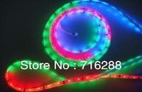 factory wholesale WS2811 IC 30LEDS/M LED digital strip Waterproof DC12V Free Shipping 25m/lot