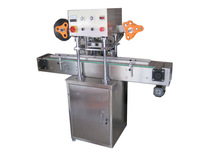 Fully automatic cup sealing machine TD801,with Conveyor belt,GMP