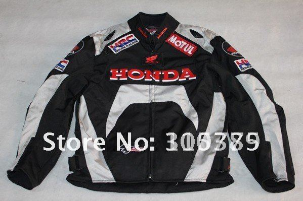 High quality and cheap oxford protection jacket Motocross,racing,motorcycle,motorbike,motor jacket / clothing Red kjur(China (Mainland))