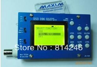 Free  shipping ,Pocket-sized digital storage oscilloscope 20M sampling 5M bandwidth