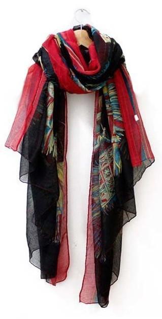 Scarves shawls stoles Wholesale 5