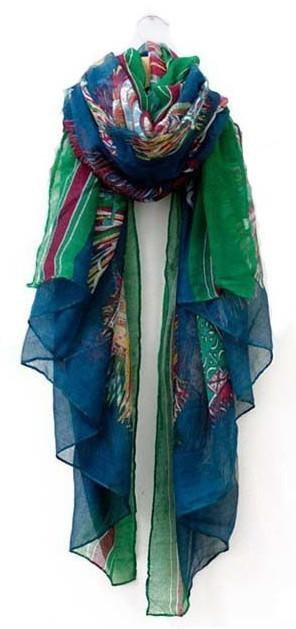 Scarves shawls stoles Wholesale 6