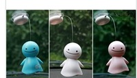 New Sunny Doll solar energy toy with high quality+100% solar power+ 20pcs/lot