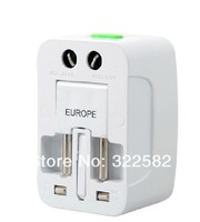 DHL shipping for free travel adapter suit of more than150countries with good quality and best price