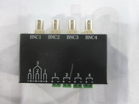 4 Channels Passive Video BNC UTP Balun Transceiver