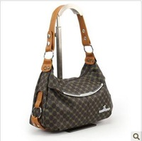 Сумка через плечо 2013 casual canvas bag formal handbag messenger bag female big bags, Z-118