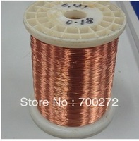 1.5mm high temperature enameled polyester enamelled round copper wire QA-2-130