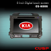 CS-K006 CAR DVD PLAYER WITH GPS FOR KIA SPORTAGE / SPORTAGE R 2010-