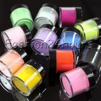 Блестки для ногтей Brand New 10packs/18 s 0096