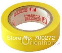 FREE 34 mm Mylar  tape  For transformer tape    Polyester insulating tape yellow