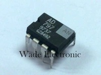 AD797  AD797AN  Function:Ultralow Distortion, Ultralow Noise Op Amp,Packages: DIP-8