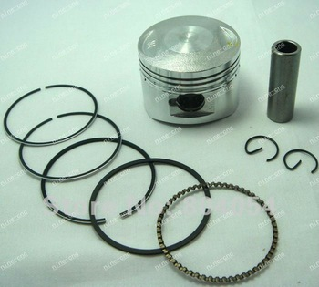 Atv Quad Dirt Pit Bike Go Kart Piston Kit Rings 125cc