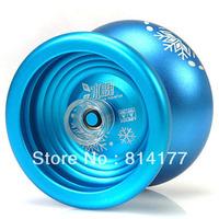 MAGIC YOYO Professional Yo-Yo Aluminum N8 Gold/Blue/Red Toy Free shipping