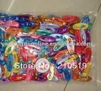 B035 hot sale JAPAN PAT beautiful plastic muslim scarf pins