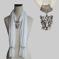 (Min Order Is $20)Scarf, Philippines Design,Gold Color Accessories,16 Colors,180*40cm,Free Shipping Wholesale