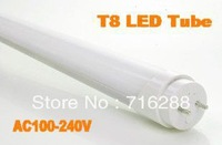 Wholesale 600mm 9w 3014smd T8 led tubes lamp CE & ROHS free shipping