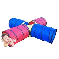 2013 New, hot sale 4-way  tunnel tents