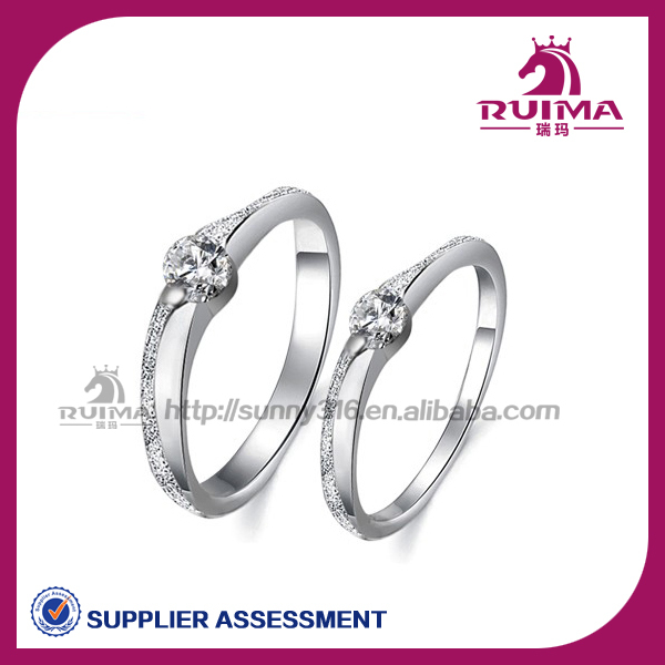 Customize Super Deal Ring Women Men's wedding Rings Couple Rings(China (Mainland))