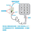 New arrival-Telephone / Phone Amplifier Improves Sound for Hearing Impaired make every call sounds elder&#39; aids free shipping