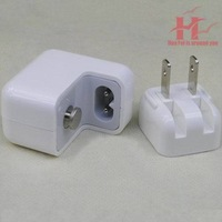 wholesale good quality AC Charger for iPad  iPhone   4G  Plug USB Power Adapter Output 5V 1A US cheap Free shipping