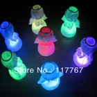 New Free Shipping 7 Colors Cute Angel Shap & Boys LED night light 630016(China (Mainland))