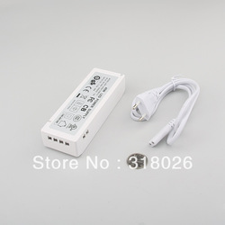 LED Light Power supply 45W LED Power Driver With 304 Switch 6P Junction Port Box White Color High Efficiency High Reliability(China (Mainland))