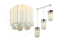 chandeliers LED E27 bulb 3pcs