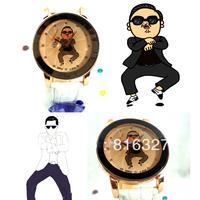 2013 Newest Korea PSY Gangnam Style Women's Quartz Watch With Rhinestone,Free Shipping,Christmas&Valentine's Day Gift for Women
