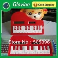 2013 solar calculator kids gift calculator piano shape calculator