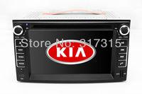 In Dash Car DVD Player GPS Navigation Navi for Kia Carnival, Picanto, Sedona, Magentis, Rondo w/ Bluetooth Radio TV USB AUX Map