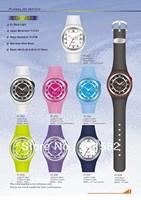 Model PI: Analog watch with EL light