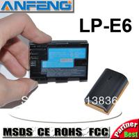 LP-E6 LPE6 Camera Battery  For Canon 5D Mark III EOS 5D Mark II EOS 7D EOS 60D free shipping