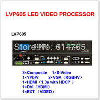 LED Video Processor LVP605 / Conference System / LED Stage Display Signal Processor System WholeSale