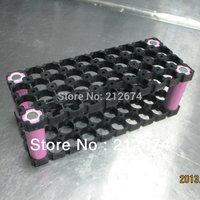 plastic battery holder for 18650 cell (  40 pcs) and 36v 10ah  battery