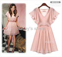 Женское платье Cute dresses + batwing S051