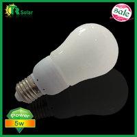 LED bubls 5w E27 bulbs LED corn bulb lamp AC85-265V LED Warm/Cold Free shipping 5pcs/lot 360 degree lighting lights 3528SMD