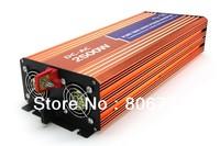 2500W off grid Inverter, Pure sine wave power inverter,DC12V/24V/48V, USB outlet, solar inverter, wind trubine inverter