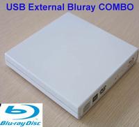 Special price free shipping USB 2.0 External blu ray portable dvd player 3d blu ray player BLU RAY Combo BD-ROM 3D BLU-RAY Drive