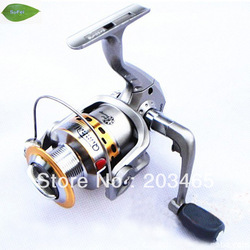 Free shipping FSG20 spinning reel fishing spinning reel Aluminum spool Gear ratio 5.1:1(China (Mainland))