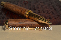 natural Vietnam agarwood pen sign pen Exquisite craft  ballpen articles Aromatic pen art-collection gift pen