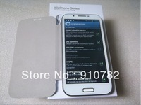 galaxy   note 2 android 4.1 inch MTK6577 1.0GHZ CPU dual core  N7100 512M /1G Ram 4g rom