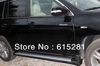 Toyota Highlander Side step bar running board 2009-2012,Aluminium alloy,Wholesale prices