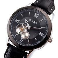 Free Shipping!!! Cool Style EYKI Hollow  Mechanical Waterproof  Watch For Men