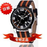 Free Shipping!!! EYKI Fashion Trend Canvas Watchband Sports Quartz Watch For Men