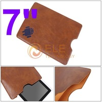 7 inch Universal Protective Leather bag Case Sleeve for Android Tablet PC