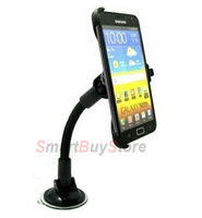 New 360 Degree Rotatable Car Holder Mount Windscreen Mount Holder Cardle for Samsung Galaxy Note 2 II N7100,Free Shipping