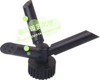 Garden / gardening / lawn / green / three-arm rotating sprinkler automatically