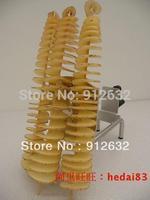 potato tower machine, stainless steel Potato tower making machine